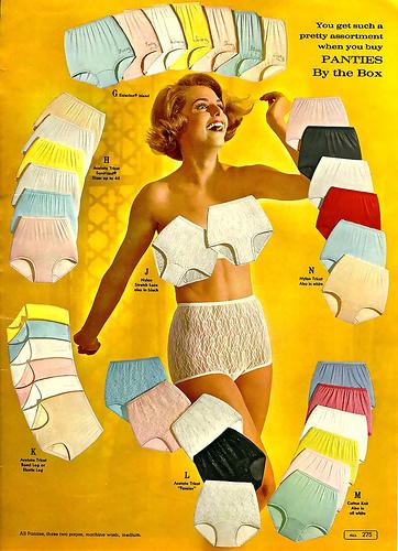Granny Panties | Vintage Lingerie